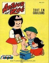 1968-Arthur et Zoé (2e série) -33- Un cauchemar