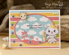 Peachy Keen Stamps February Blog Hop!
