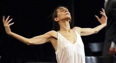 """Pina...what is the Contempory Danse without her work? It was a great """"Dame""""!"""