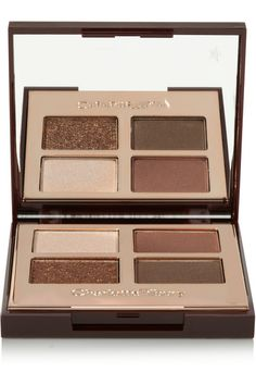 Best Picks For Pantone Marsala 2015: Charlotte Tilbury Luxury Palette Color Coded Eye Shadow - The Dolce Vita $52 This Marsala inspired shades are gorgeous. Would pair perfectly with NARS Dolce Vita lipstick or lipgloss!