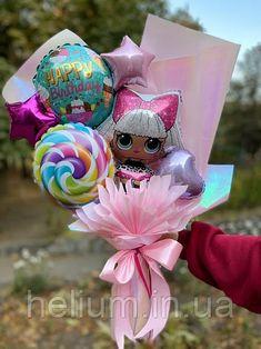 Balloon Gift, Balloon Garland, Balloon Decorations Party, Birthday Decorations, Hanging Balloons, Minnie Mouse Balloons, Balloon Arrangements, Balloon Bouquet, Birthday Balloons