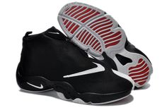 Nike Air Zoom Flight The Glove Black White University Red #Nike #Air #Zoom #Flight #Shoes