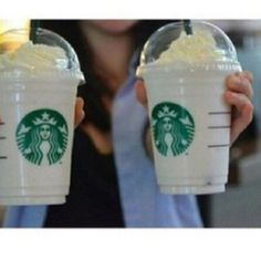 Starbucks coffee.☺