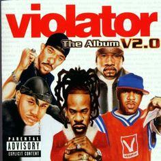 Hip-Hop HQ: V.A. - Violator: The Album V2.0 [2001]