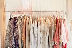 Spring Cleaning Ideas to Help You Organize Your Space : You can thank us later.  #SelfMagazine