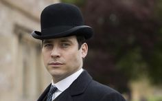 Downton Abbey: Rob-James Collier interview: 'The house is a better actor than I am' - Telegraph