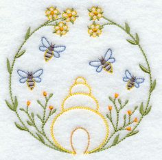 Beehive Blossoms