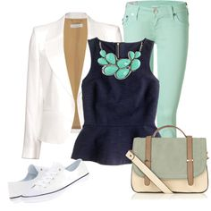 """""""Work casual"""" by jana-zed on Polyvore"""