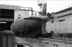 Russia's Alfa Class Was The Terrifying Hot Rod Sub Of The Cold War