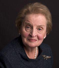 Madeleine Albright  Steve Pyke for TIME
