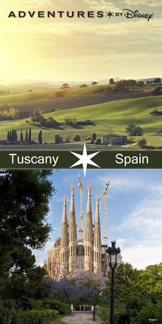 Starting in 2015, Adventures by Disney will offer two new amazing European itineraries that will take adventure seekers off the beaten path in Spain and Tuscany! From a culinary adventure through the Italian countryside to exploring the treasures of Spanish art and history, these offerings have something to offer for everyone.
