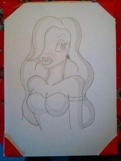 Jessica rabbitt...