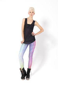 Hex Colour Leggings › Black Milk Clothing