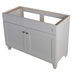 Home Decorators Collection Brinkhill 48 in. W Vanity Cabinet in ...