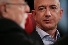 アマゾンのジェフ・ベゾスは世界一の大富豪となった