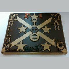 Omega Psi Phi, Zeta Phi Beta, Delta Sigma Theta, Alpha Kappa Alpha, Divine Nine, Greek Life, Greeks, Fraternity, Creative Cakes
