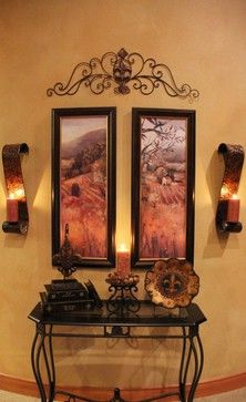 Tuscan Family Room - traditional - spaces - seattle - Savvy Seasons
