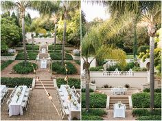 Classic Hollywood Wedding at Wattles Mansion in Los Angeles by Jenna Rose Photography www.jennajanellerose.com
