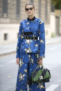 For resort, designers showed an array of bold looks in a...