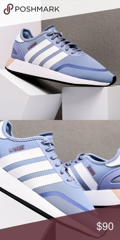 hot sale online 28874 f9112 adidas N-5923 CLS Shoes N-5923 CLS Chalk Blue and White Shoes from