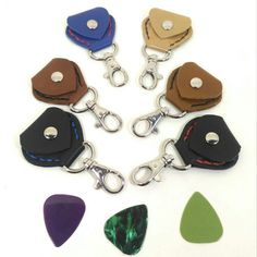 Plectrum Pick Holder - Many colours for you!!!