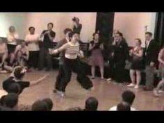 Fast Swing Dancing - ULHS 2004