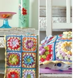 Gorgeous Vintage-Style Granny Square – Free Crochet Pattern!
