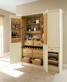1000 ideas about stand alone pantry on pinterest drawer for Ikea butlers pantry