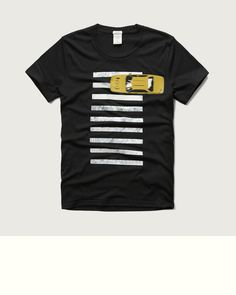 Mens - Street Graphic Tee | Mens - Sale | eu.Abercrombie.com