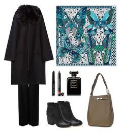 """Trip to Milan"" by terezah on Polyvore featuring Chanel, Bobbi Brown Cosmetics, STELLA McCARTNEY, Dolce Vita, Zara and Hermès"