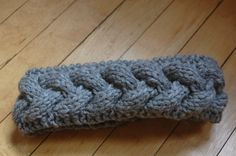It's been a long time since I've done a tutorial! This one is more of a pattern than a tutorial, but I thought it was too good not to share. This headband knits up super quick because it's made with chunky yarn, and the cables make it look a lot more complicated than it actually …