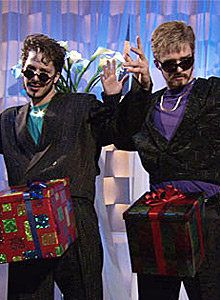 """Film.com- Best of Justin Timberlake on 'Saturday Night Live' """"Dick in a box"""", for the x mas special..... Brilliant.  Gave me new respect for JT"""