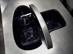 CM426 Merlin, one off, interior
