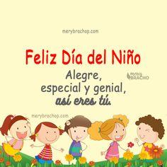 Bussines Ideas, God Prayer, Child Day, Teaching Spanish, Little Ones, Positive Quotes, Happy Birthday, Clip Art, Positivity