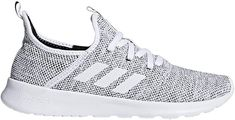 Adidas Shoes OFF! ►► adidas Performance Women's Cloudfoam Pure Running Shoe White/White/Black 8 M US Most Comfortable Shoes, Comfy Shoes, Casual Shoes, Casual Clothes, Aqua Blue, Purple Grey, Double G, Running Women, Road Running