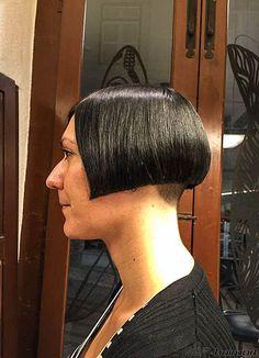 Straight Bob Haircut | Flickr - Photo Sharing!