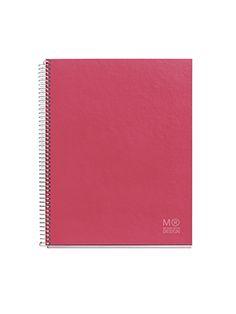 Cuaderno Coral Nordic Colors MIQUELRIUS - Coral Notebook Nordic Colors MIQUELRIUS