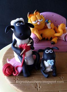 vegan cake by Sogni di Zucchero, via Flickr