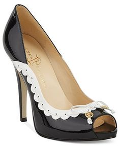 Ivanka Trump Shoes, Becka Platform Pumps - Shop Designer Pumps - Shoes -  Macys
