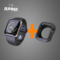 THE BUMPER BY ACTIONPROOF: Protect The Apple Watch | Indiegogo