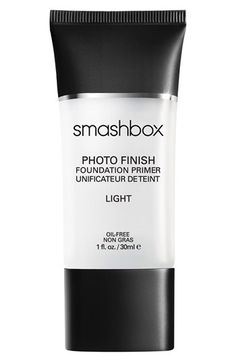 Smashbox 'Photo Finish' Light Foundation Primer available at #Nordstrom