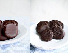 Thin Mint Cookies | Flourishing Foodie