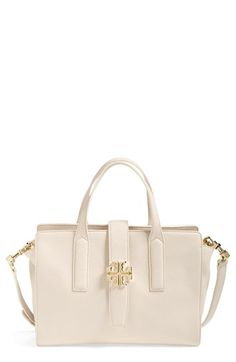 Tory Burch 'Plaque' Satchel available at #Nordstrom #anniversarysale