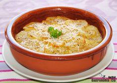 Gastronomía and Cía - Patatas Anna