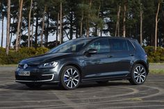 VW Golf GTE - front static