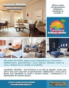 Alquiler de Apartamentos Amoblados en Medellín (Antioquia - Colombia) Alquiler de Apartamentos Amoblados en Medellín, Antioquia  .. http://medellin.evisos.com.co/alquiler-de-apartamentos-amoblados-en-medellin-antioquia-colombia-id-451855