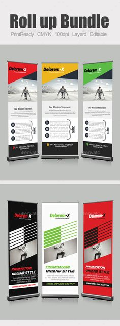 Roll Up Business Banners Template Bundle (CS5, 30x70, abstract background, advertisement, advertising, background, banner, brand, brand activity, business, design, display, exhibition, indoor, multi-function, multifunction, photography rollup, print, print template, product display, promotion, signage, Sponsorship, stand, stand display, template)