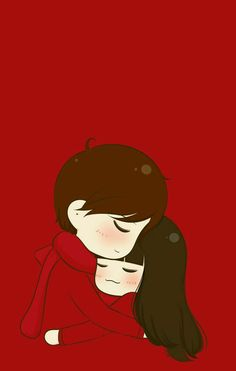Gud mrng Tiku 😚have a wonderful day💋❤love u sooo much babu😙💋❤happy naag panchami👶💋 Cute Drawings Of Love, Cute Couple Drawings, Cute Couple Art, Anime Love Couple, Anime Couples Drawings, Cute Anime Couples, Cute Love Gif, Cute Love Pictures, Cute Couple Pictures Cartoon