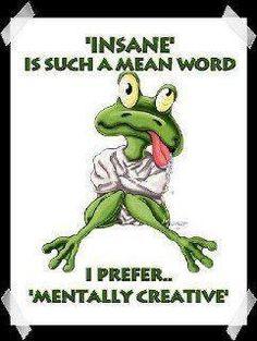 Mentally Creative : )