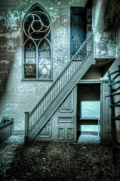 Items similar to Abandoned Buffalo New York Church Upper Level - Urbex, Urban Decay Photography on Etsy Abandoned Churches, Old Churches, Abandoned Mansions, Abandoned Places, Urban Decay Photography, Art Photography, Haunted Places, Old Buildings, Kirchen